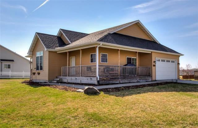 120 Centennial Drive, Huxley, IA 50124 (MLS #559527) :: Better Homes and Gardens Real Estate Innovations