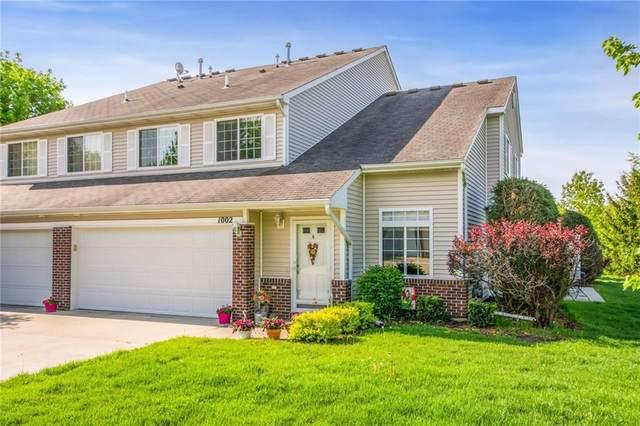 5221 Village Run Avenue #1002, Des Moines, IA 50317 (MLS #560855) :: Moulton & Associates Realtors