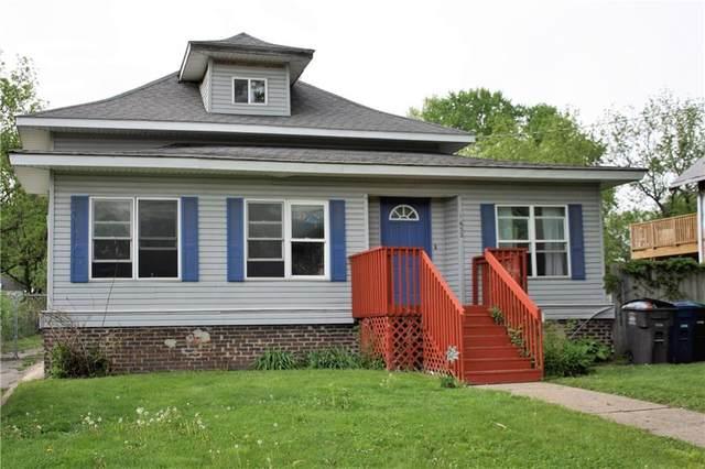 1632 Dean Avenue, Des Moines, IA 50316 (MLS #561139) :: Moulton & Associates Realtors