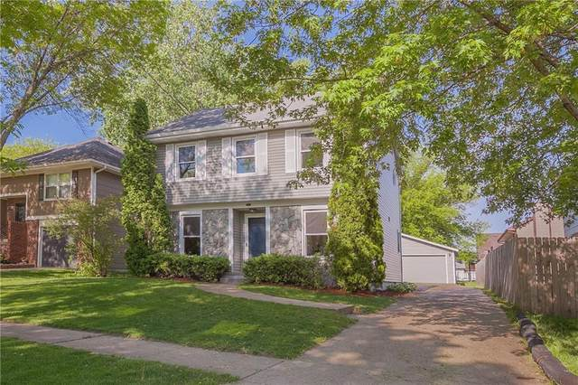 115 S 50th Court, West Des Moines, IA 50265 (MLS #561410) :: Moulton & Associates Realtors