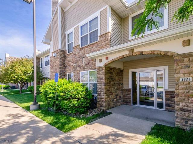 1309 SE University Avenue #106, Waukee, IA 50263 (MLS #561503) :: Better Homes and Gardens Real Estate Innovations