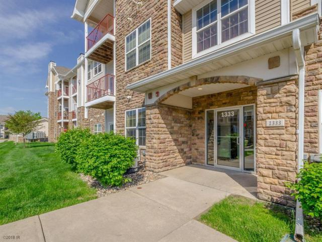 1333 SE University Avenue #201, Waukee, IA 50263 (MLS #561589) :: Better Homes and Gardens Real Estate Innovations