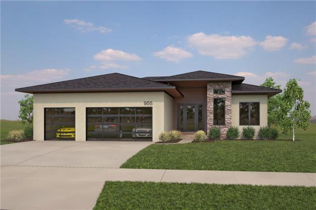 955 NE Badger Lane, Waukee, IA 50263 (MLS #561854) :: Moulton & Associates Realtors