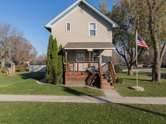 305 2nd Street NW, Earlham, IA 50072 (MLS #562295) :: EXIT Realty Capital City