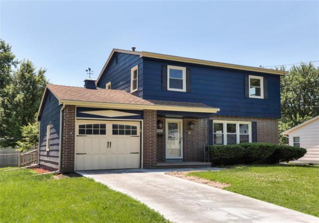 4001 E Tiffin Avenue, Des Moines, IA 50317 (MLS #563693) :: Moulton & Associates Realtors