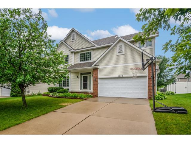9032 Telford Circle, Johnston, IA 50131 (MLS #563717) :: Colin Panzi Real Estate Team