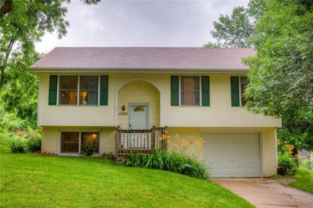 1526 W Boston Avenue, Indianola, IA 50125 (MLS #563748) :: Moulton & Associates Realtors