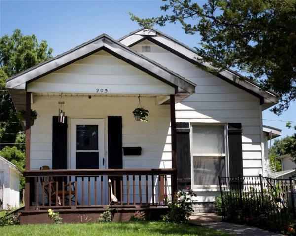 905 E Washington Street, Knoxville, IA 50138 (MLS #564651) :: Better Homes and Gardens Real Estate Innovations