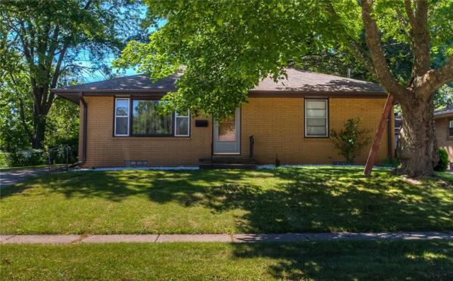 405 E Miller Avenue, Des Moines, IA 50315 (MLS #564733) :: EXIT Realty Capital City