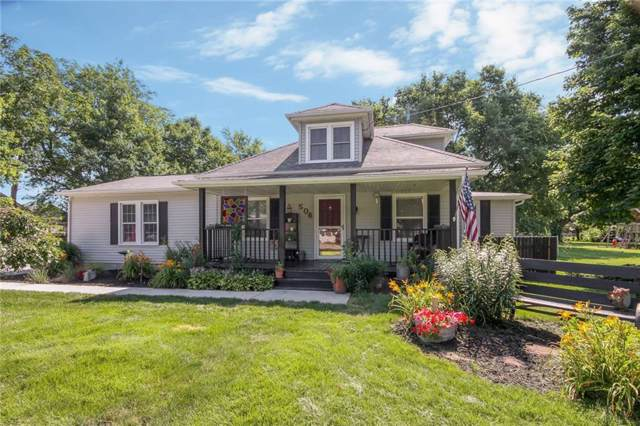 506 East Street, New Virginia, IA 50210 (MLS #564994) :: Better Homes and Gardens Real Estate Innovations