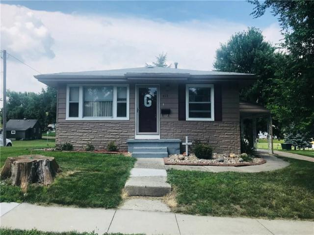 413 W Rock Island Street, Knoxville, IA 50138 (MLS #565072) :: Better Homes and Gardens Real Estate Innovations