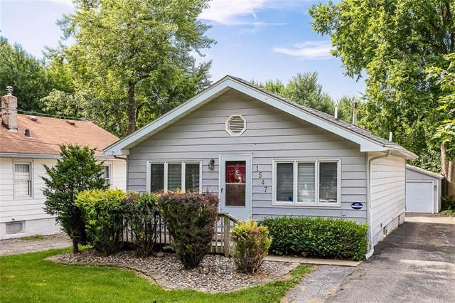 1547 Wilson Avenue, Des Moines, IA 50316 (MLS #565462) :: Better Homes and Gardens Real Estate Innovations