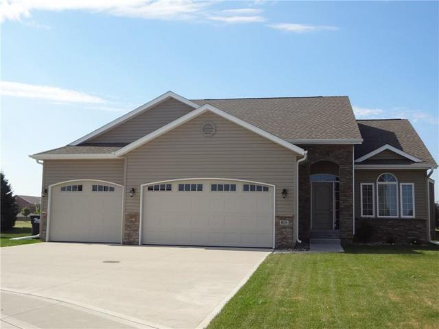 815 NW 37th Court, Ankeny, IA 50023 (MLS #565470) :: Better Homes and Gardens Real Estate Innovations
