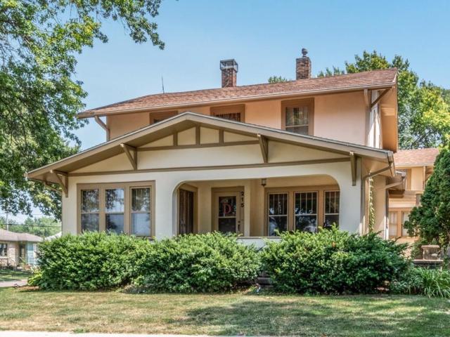 215 N York Street, Monroe, IA 50170 (MLS #567329) :: Colin Panzi Real Estate Team