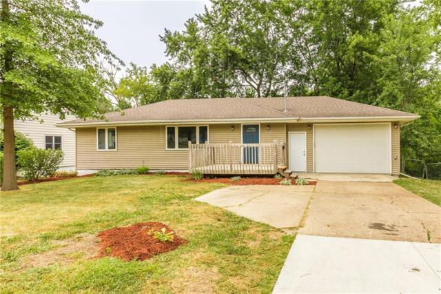 1507 Kenyon Avenue, Des Moines, IA 50315 (MLS #567496) :: Moulton & Associates Realtors