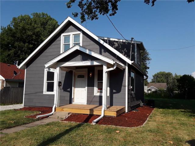 823 E 22nd Street, Des Moines, IA 50317 (MLS #567582) :: Moulton & Associates Realtors