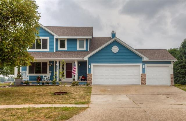 909 SW Maplewood Drive, Grimes, IA 50111 (MLS #567589) :: Better Homes and Gardens Real Estate Innovations