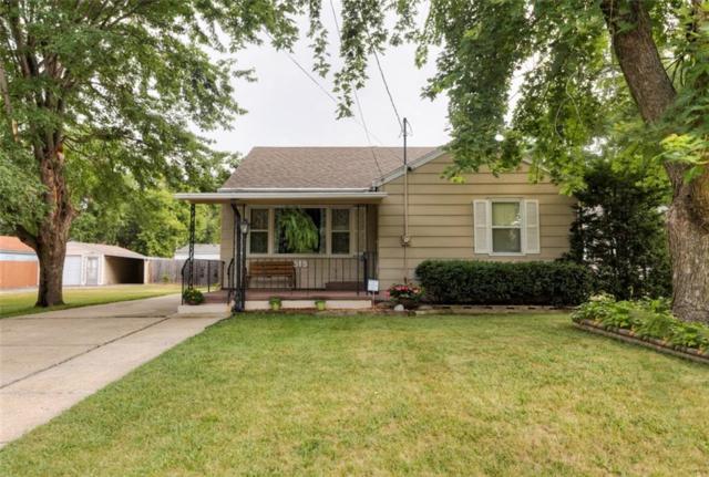 515 Philip Street, Des Moines, IA 50315 (MLS #567606) :: Moulton & Associates Realtors