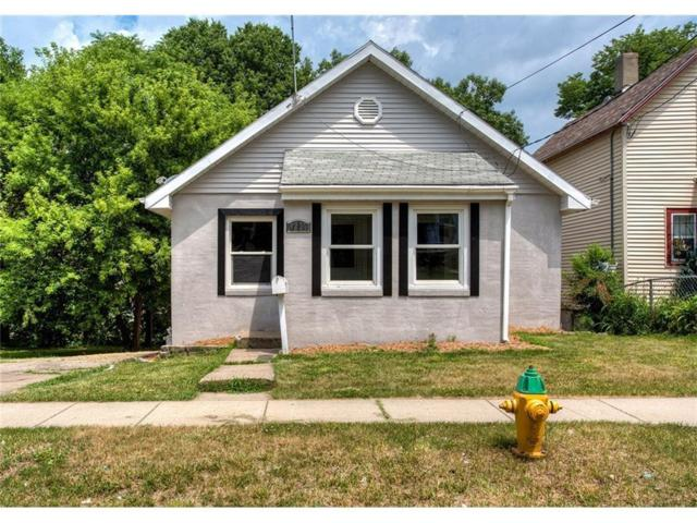 1337 College Avenue, Des Moines, IA 50314 (MLS #567651) :: Better Homes and Gardens Real Estate Innovations