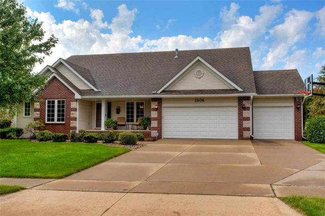 1506 NE Michael Drive, Ankeny, IA 50021 (MLS #569730) :: Colin Panzi Real Estate Team