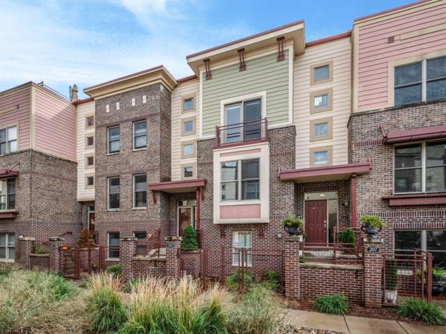 201 Grand Avenue #205, Des Moines, IA 50309 (MLS #570670) :: Better Homes and Gardens Real Estate Innovations