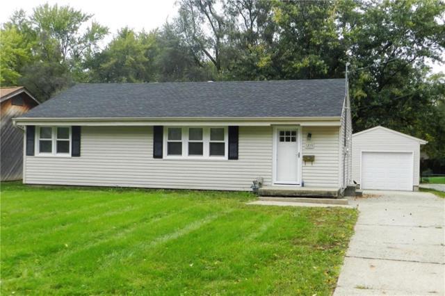 1215 Leland Avenue, Des Moines, IA 50315 (MLS #570909) :: Moulton & Associates Realtors