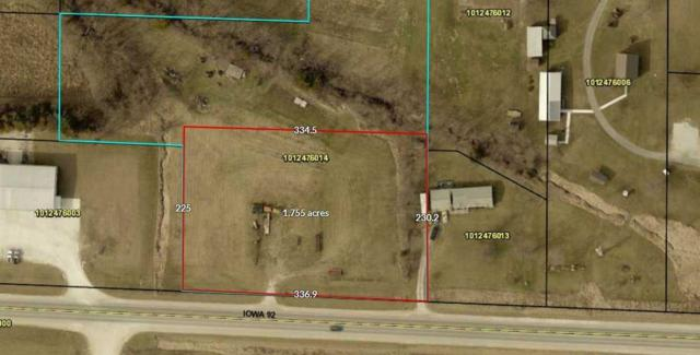 xxx Highway 92 Highway W, Greenfield, IA 50849 (MLS #571057) :: Better Homes and Gardens Real Estate Innovations