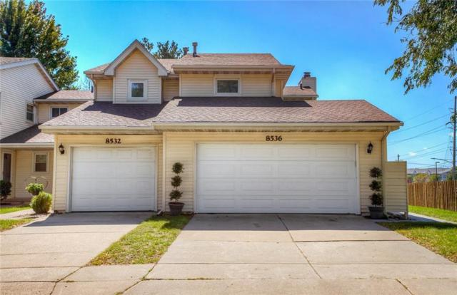 8536 Oakwood Drive, Urbandale, IA 50322 (MLS #571228) :: Moulton & Associates Realtors