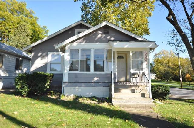 5501 University Avenue, Des Moines, IA 50311 (MLS #571282) :: Moulton & Associates Realtors