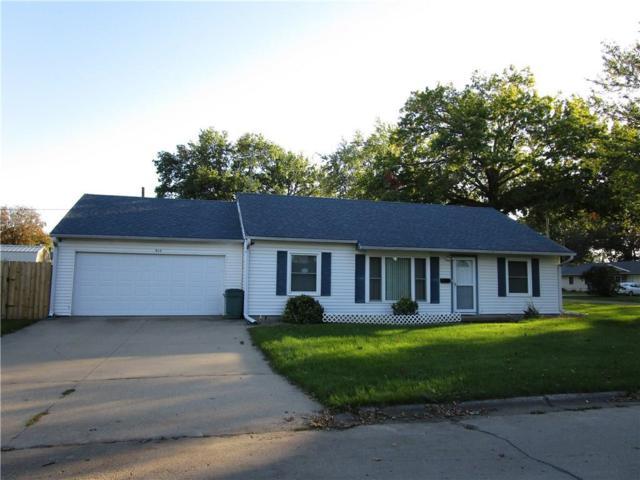 912 Hobert Street, Knoxville, IA 50138 (MLS #571297) :: Pennie Carroll & Associates