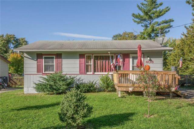 408 E Payton Avenue, Des Moines, IA 50315 (MLS #571381) :: Colin Panzi Real Estate Team