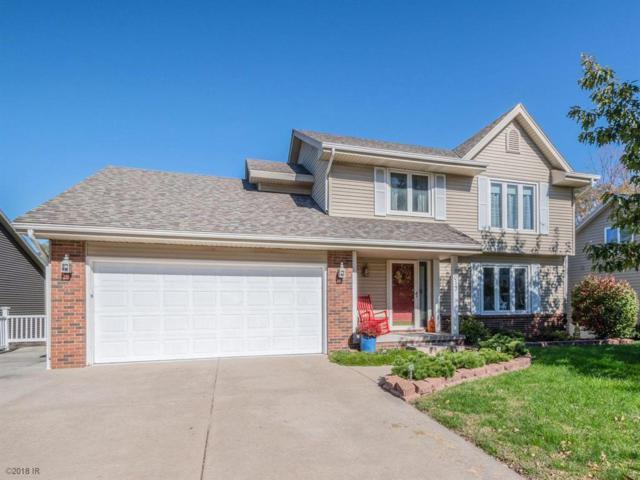 8017 Northview Drive, Urbandale, IA 50322 (MLS #571432) :: Colin Panzi Real Estate Team