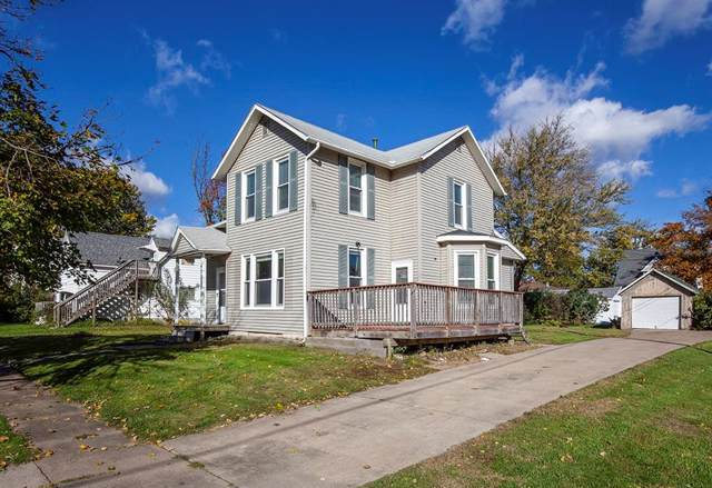 413 E Montgomery Street, Knoxville, IA 50138 (MLS #571687) :: Better Homes and Gardens Real Estate Innovations