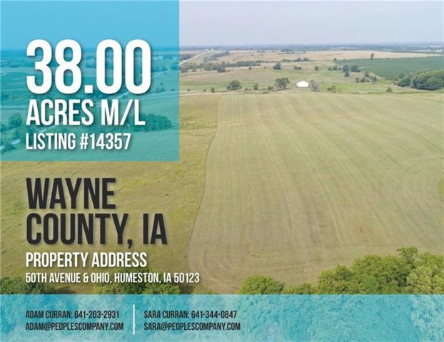 00 50th Avenue, Humeston, IA 50123 (MLS #572096) :: EXIT Realty Capital City