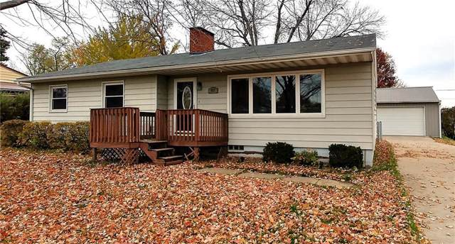 917 S Lincoln Street, Knoxville, IA 50138 (MLS #572132) :: EXIT Realty Capital City
