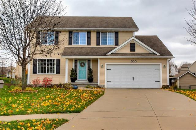 600 SE Woodcreek Drive, Waukee, IA 50263 (MLS #572381) :: Colin Panzi Real Estate Team