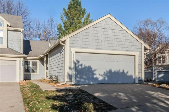 2540 Pine Circle, Urbandale, IA 50322 (MLS #572732) :: Colin Panzi Real Estate Team