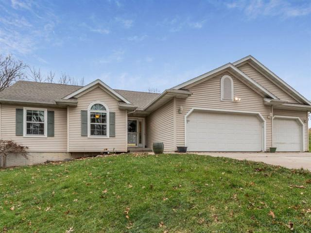 36853 Forest Lane, Van Meter, IA 50261 (MLS #572931) :: Moulton & Associates Realtors