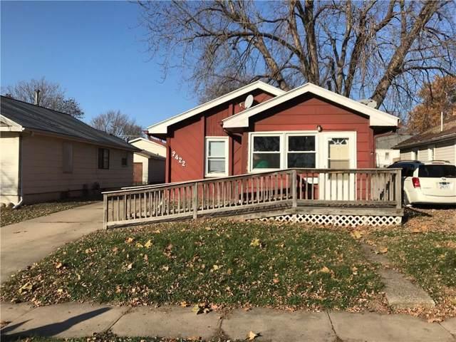2422 Garfield Avenue, Des Moines, IA 50317 (MLS #572932) :: Moulton & Associates Realtors