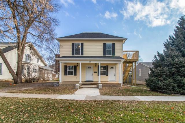 318 W 2nd Street S, Newton, IA 50208 (MLS #573154) :: Better Homes and Gardens Real Estate Innovations