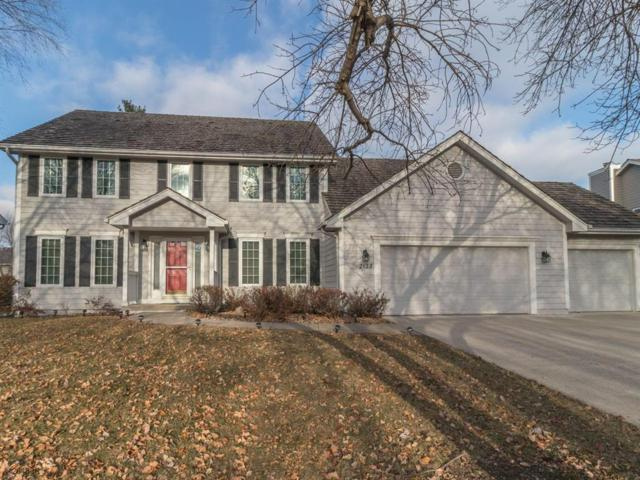 2023 Country Club Boulevard, Clive, IA 50325 (MLS #573281) :: Better Homes and Gardens Real Estate Innovations