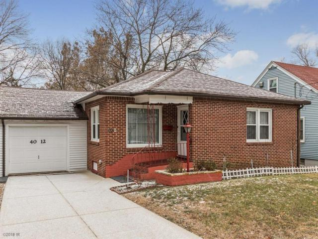 4012 Douglas Avenue, Des Moines, IA 50310 (MLS #573692) :: Better Homes and Gardens Real Estate Innovations