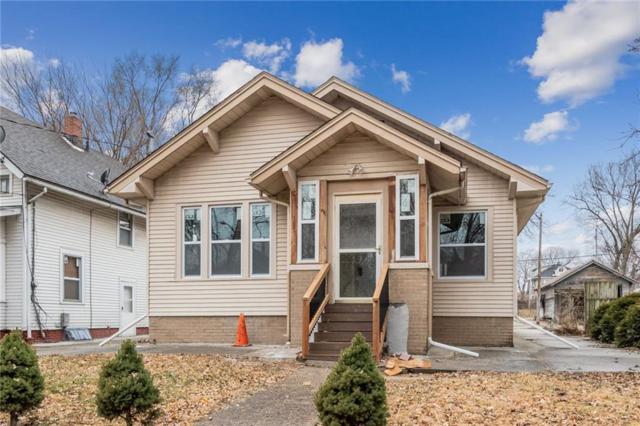 1022 E 8th Street, Des Moines, IA 50316 (MLS #574380) :: Pennie Carroll & Associates