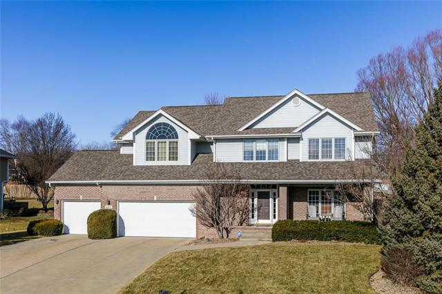 14631 Lakeview Drive, Clive, IA 50325 (MLS #575085) :: Colin Panzi Real Estate Team
