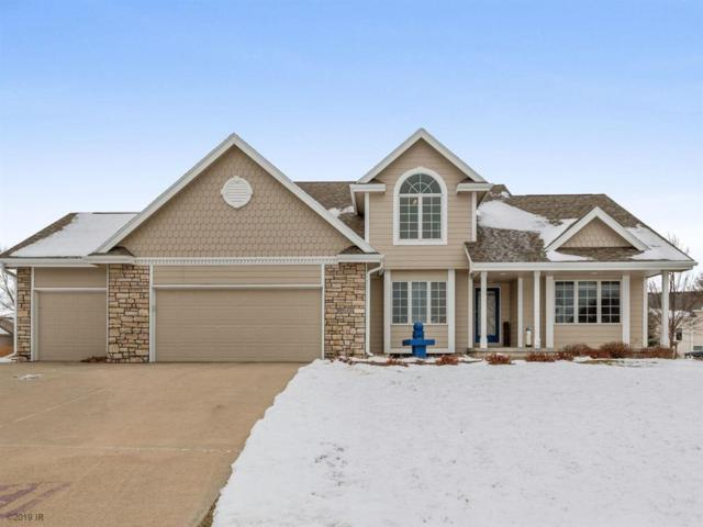 9505 Carmel Circle, Johnston, IA 50131 (MLS #575336) :: Colin Panzi Real Estate Team