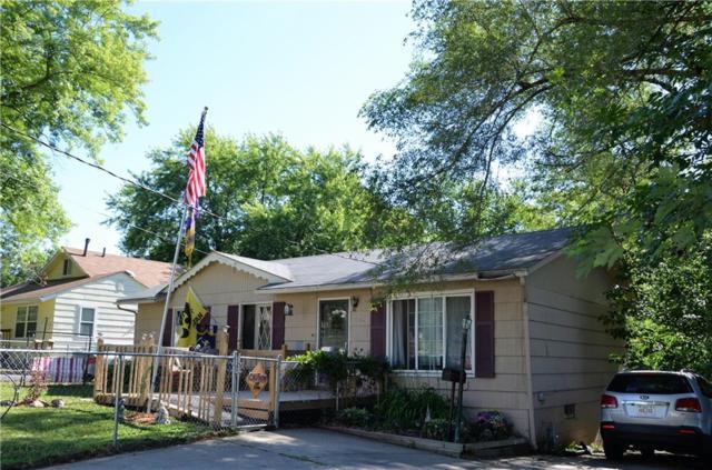 2607 S Union Street, Des Moines, IA 50315 (MLS #576525) :: Moulton & Associates Realtors