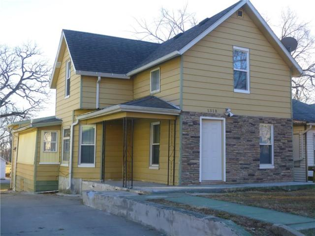 1318 Ascension Street, Des Moines, IA 50314 (MLS #576607) :: EXIT Realty Capital City