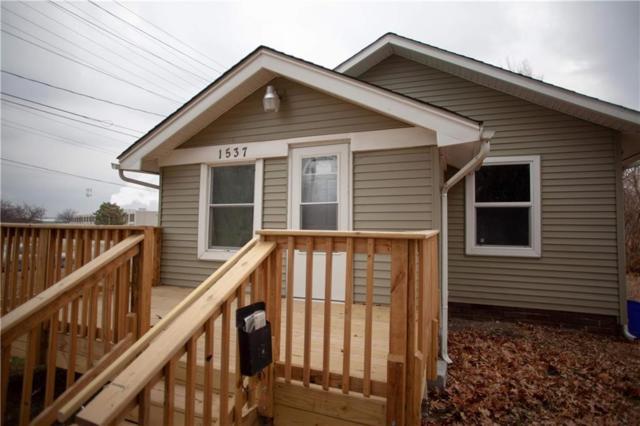 1537 Hutton Street, Des Moines, IA 50316 (MLS #576750) :: Moulton & Associates Realtors