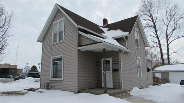 206 E Montgomery Street, Knoxville, IA 50138 (MLS #577363) :: Better Homes and Gardens Real Estate Innovations