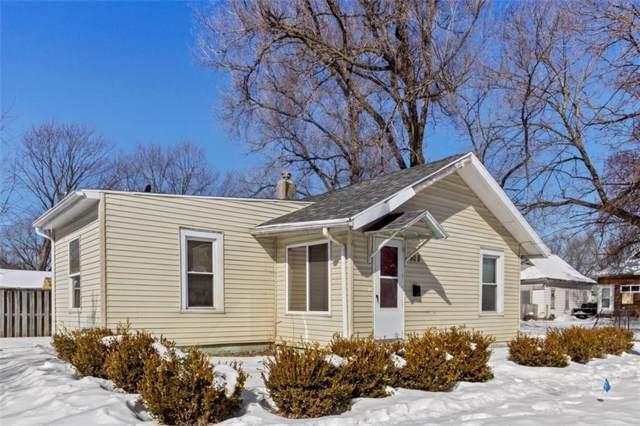608 E 24th Street, Des Moines, IA 50317 (MLS #577669) :: Colin Panzi Real Estate Team